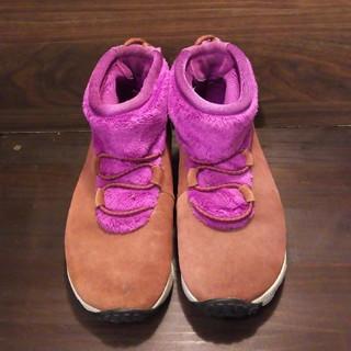 ナイキ(NIKE)のNIKE ナイキ ブーツ ショートブーツ 23(ブーツ)