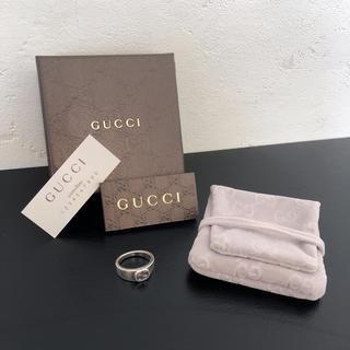 グッチ(Gucci)のゆうくん様 専用!GUCCI インターロッキングG リング 15号(リング(指輪))