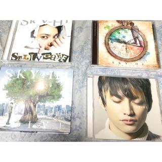 スカイハイ(SKYHi)のSKY-HI CD(ミュージシャン)