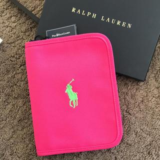 ラルフローレン(Ralph Lauren)のラルフローレン 新品 母子手帳ケース(母子手帳ケース)