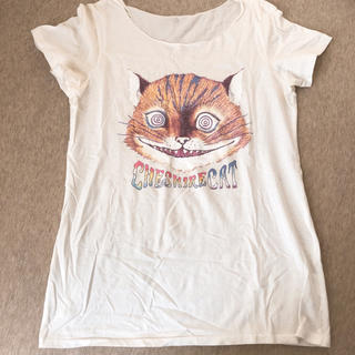 チェシャ猫Tシャツ