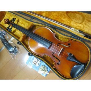 スズキ - 高級 国産バイオリン SUZUKI No.330 4/4 付属品セット