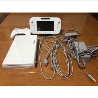 ウィーユー(Wii U)のwiiU(家庭用ゲーム本体)