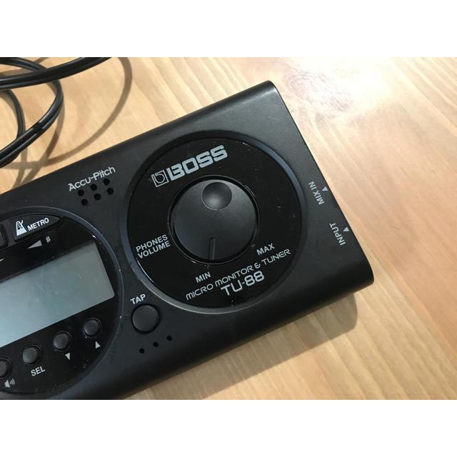 BOSS(ボス)のBOSS tu-88 楽器のギター(ギターアンプ)の商品写真