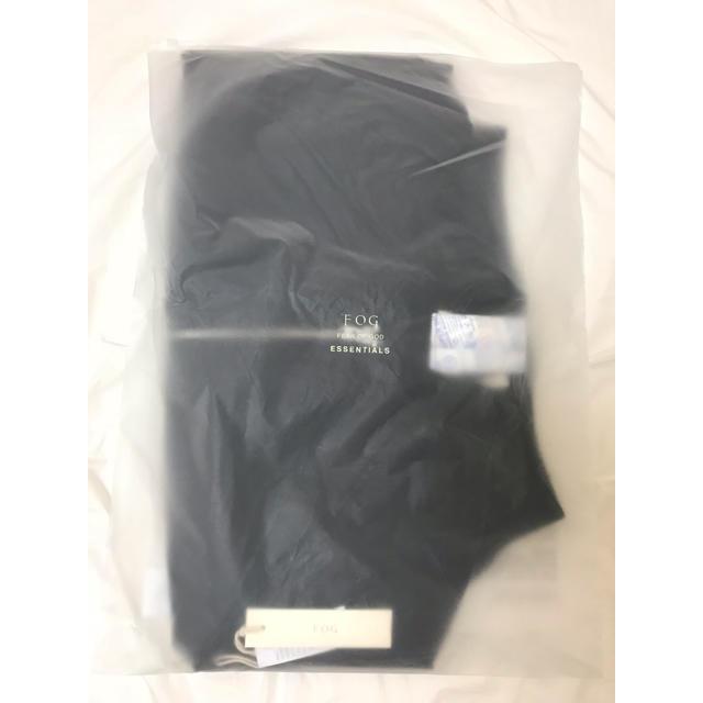 FEAR OF GOD(フィアオブゴッド)のFOG ESSENTIALS Raglan Bomber Jacket Mサイズ メンズのジャケット/アウター(ブルゾン)の商品写真