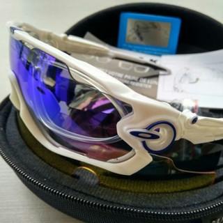 Oakley - OAKLEY オークリー ジョウブレイカー サングラス プリズムロード ホワイト