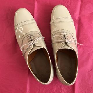 ショセ(chausser)のshausser   ショセ ジューズ 22.5cm(ローファー/革靴)