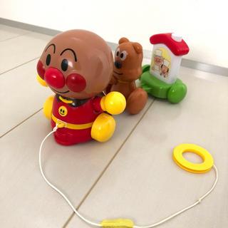 アガツマ(Agatsuma)の箱付き!メロディおさんぽアンパンマン(知育玩具)