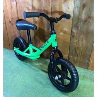 ハロー(HARO)の新品、未使用 美品 HARO Z10 / GREEN (ステッカー改)(自転車)