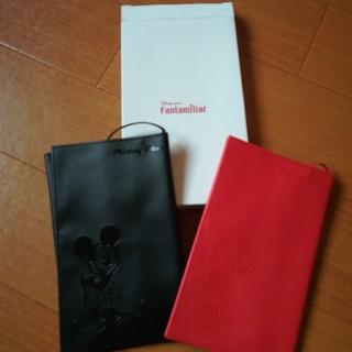 ディズニー(Disney)のディズニー ブックカバー2個セット(ブックカバー)