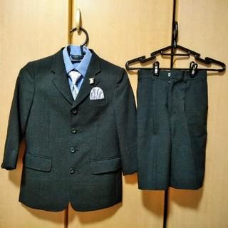 347bd70ba48af ヒロミチナカノ(HIROMICHI NAKANO)の 男児 フォーマルスーツ 130cm hiromichi nakano(ドレス