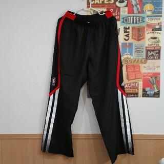 アディダス(adidas)のadidas バスケシャカシャカ長パンツ M(バスケットボール)