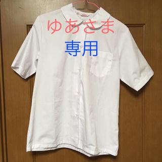シマムラ(しまむら)の制服用 ブラウス 半袖 2枚セット(ブラウス)