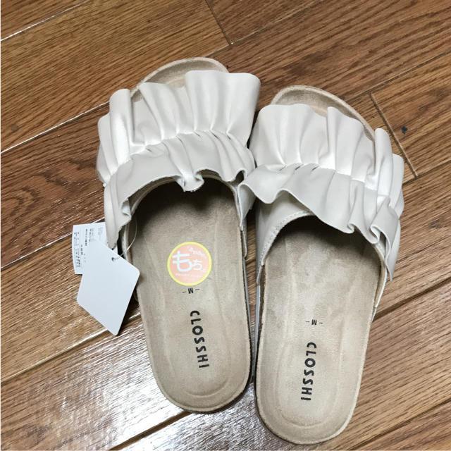 しまむら(シマムラ)のしまむら サンダル レディースの靴/シューズ(サンダル)の商品写真