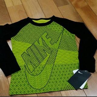 ナイキ(NIKE)の新品☆95㎝ 3T NIKE ロングTシャツ(Tシャツ/カットソー)
