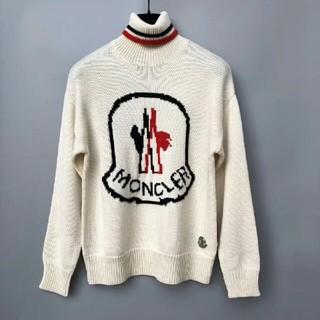 モンクレール(MONCLER)のモンクレール ニット セーター メンズ レディース(ニット/セーター)