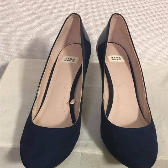 ZARA(ザラ)のZara レディースの靴/シューズ(ハイヒール/パンプス)の商品写真