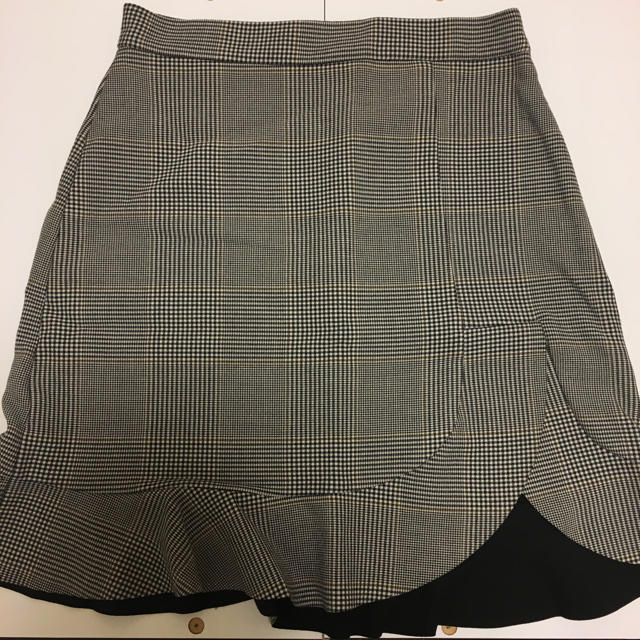 ZARA(ザラ)のZARAグレンチェックスカート♡美品 レディースのスカート(ミニスカート)の商品写真