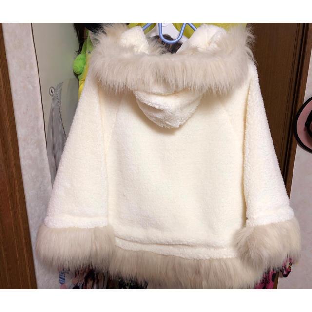 しまむら(シマムラ)の《お値下げしました》ポンチョ レディースのジャケット/アウター(ポンチョ)の商品写真