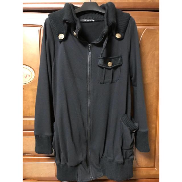 しまむら(シマムラ)のしまむら ❤️ニットコート レディースのジャケット/アウター(ロングコート)の商品写真