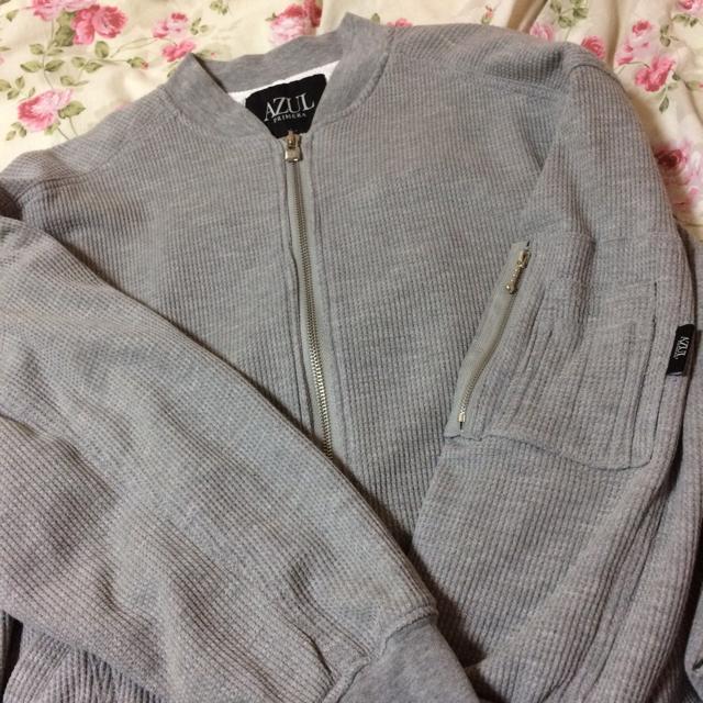 しまむら(シマムラ)のAZUL×しまむら コラボ アウター レディースのジャケット/アウター(ブルゾン)の商品写真
