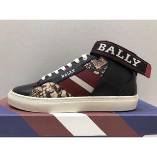Bally - BALLY バリー レザー スニーカー