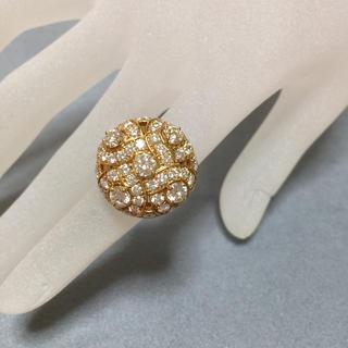 ブルガリ(BVLGARI)のブルガリ ダイヤモンドリング(リング(指輪))