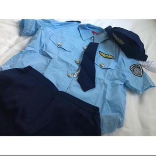 ピーチジョン(PEACH JOHN)のハロウィン★ミニスカート 女子警官コスプレ!新品!(コスプレ)