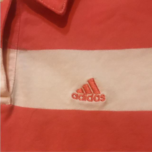 adidas(アディダス)のadidas ポロシャツ レディースのトップス(ポロシャツ)の商品写真