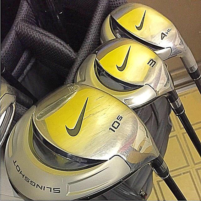 NIKE(ナイキ)のナイキ  ゴルフクラブセット  ゴルフセット スポーツ/アウトドアのゴルフ(クラブ)の商品写真