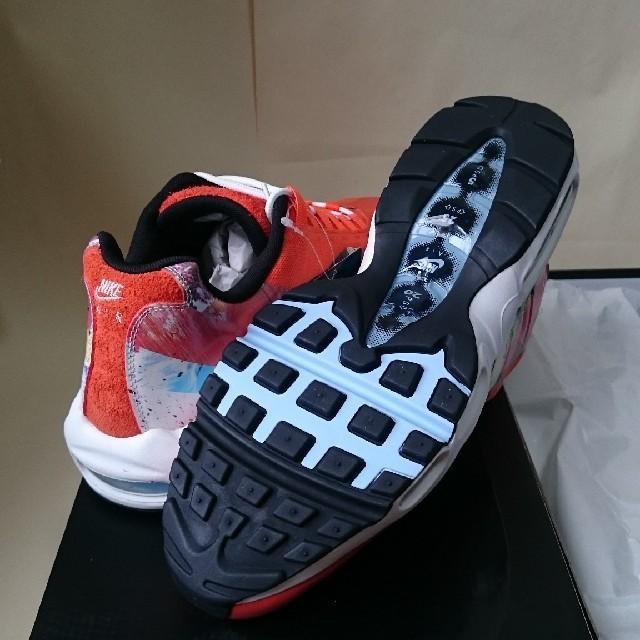 NIKE(ナイキ)のエアマックス95 DW メンズの靴/シューズ(スニーカー)の商品写真
