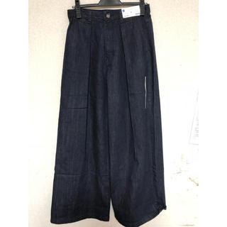 ジーユー(GU)のGU バギージーンズ XL 新品未使用(バギーパンツ)