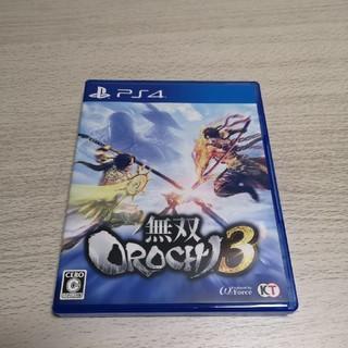 PS4版 無双OROCHI3(家庭用ゲームソフト)