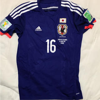 アディダス(adidas)の日本代表サッカー 山口蛍(スポーツ選手)