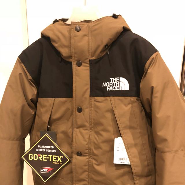 THE NORTH FACE(ザノースフェイス)のノースフェイス マウンテンダウンジャケット Sサイズ メンズのジャケット/アウター(ダウンジャケット)の商品写真
