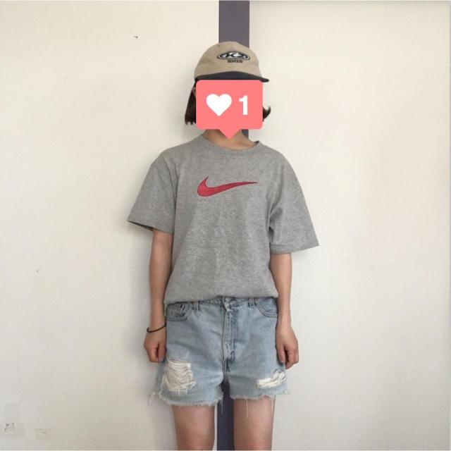 NIKE(ナイキ)のNIKE ビッグロゴTEE メンズのトップス(Tシャツ/カットソー(半袖/袖なし))の商品写真
