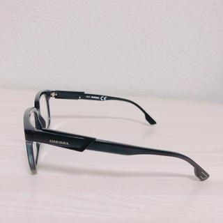ディーゼル(DIESEL)のディーゼル DIESEL DL5111 メガネ 伊達メガネ 新品 未使用(サングラス/メガネ)