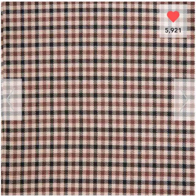GU(ジーユー)のGU チェックスカート レディースのスカート(ロングスカート)の商品写真