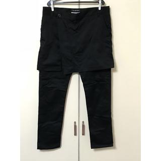 ヨウジヤマモト(Yohji Yamamoto)のスカートパンツ(ワークパンツ/カーゴパンツ)