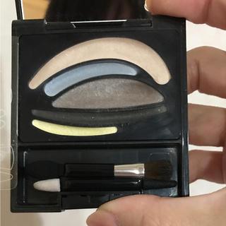 オーブクチュール(AUBE couture)のオーブ クチュール  デザイニングインプレッションアイズ 514 ブルー(アイシャドウ)