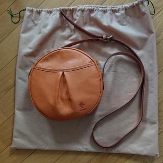 アルベロ(ALBERO)のALBERO 本革 レザーショルダーバッグ  保存袋付き(ショルダーバッグ)
