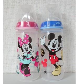 Disney - ヌーク 哺乳瓶 ディズニーデザイン