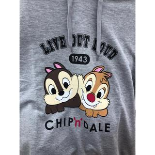 ディズニー(Disney)のチップ&デール 長袖Tシャツ 薄手トレーナー ほかにもあり 元払可能↓(Tシャツ(長袖/七分))