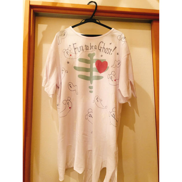 Disney(ディズニー)の2018年 Disney Hallo ween ‼️ レディースのトップス(Tシャツ(半袖/袖なし))の商品写真