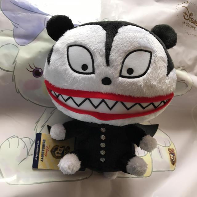 Disney(ディズニー)のユニベア ヴァンパイヤ  ・  ユニベア ナイトメア  ・  ユニベアシティ エンタメ/ホビーのおもちゃ/ぬいぐるみ(ぬいぐるみ)の商品写真