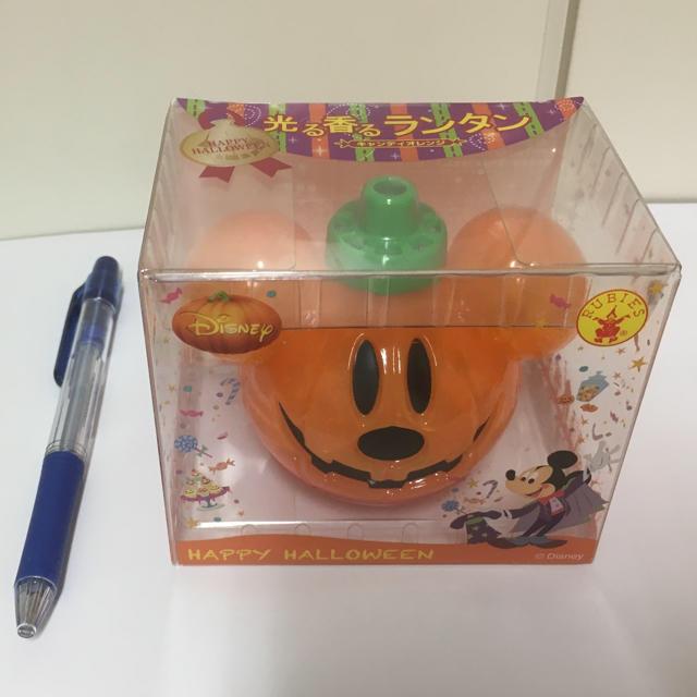 Disney(ディズニー)のミッキー ハロウィン ランタン エンタメ/ホビーのおもちゃ/ぬいぐるみ(キャラクターグッズ)の商品写真