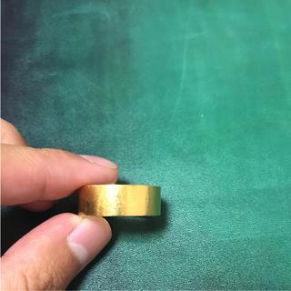 純金 指輪(リング(指輪))