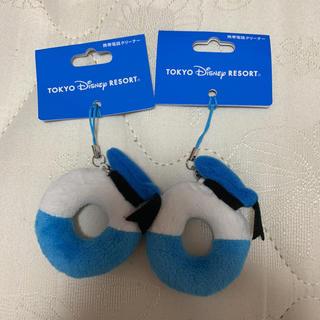 ディズニー(Disney)の携帯用クリーナー(ストラップ/イヤホンジャック)