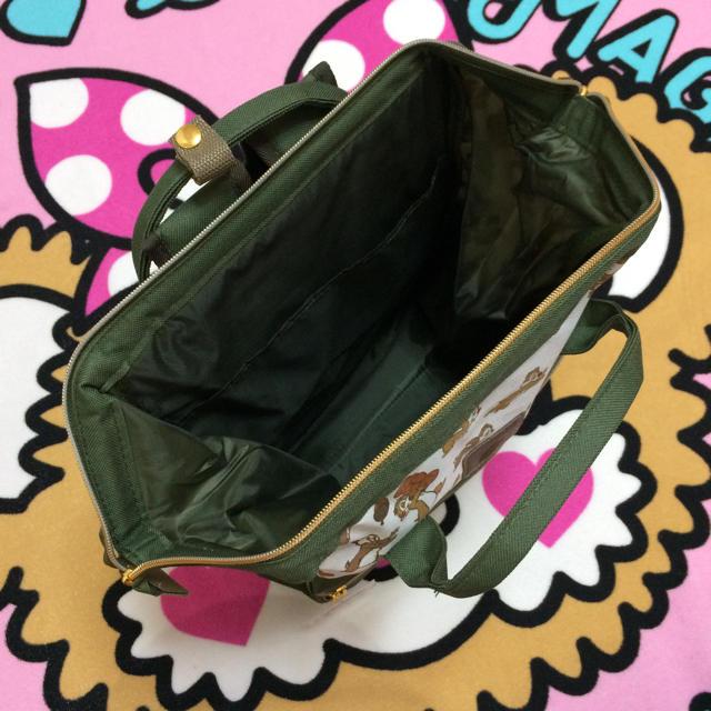 Disney(ディズニー)のディズニー チップとデール リュック 新品 レディースのバッグ(リュック/バックパック)の商品写真