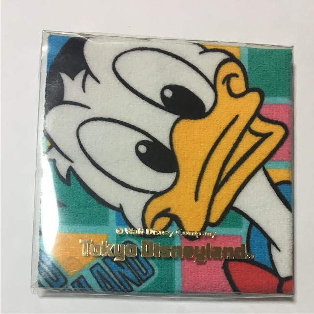 Disney(ディズニー)の新品 未開封 ディズニー ハンカチ エンタメ/ホビーのおもちゃ/ぬいぐるみ(キャラクターグッズ)の商品写真